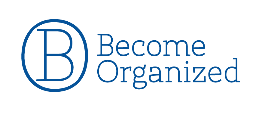 Become Organized